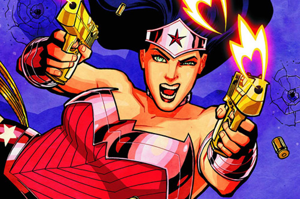 masculine woman comic