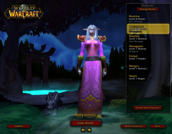 boryssnorc computer game obsession addiction