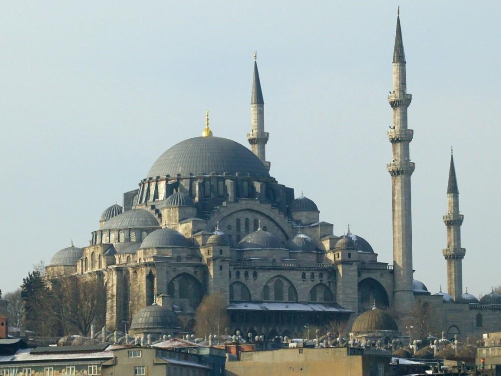 grand bazaar historical attractions Suleymaniye mosque