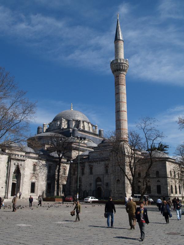 Beyazit Mosque istanbul turkey