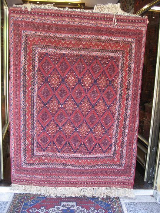 baluch rug capadoccia