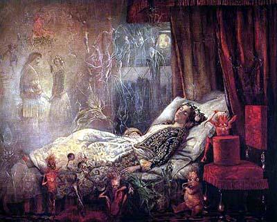 dreams explored fantasy