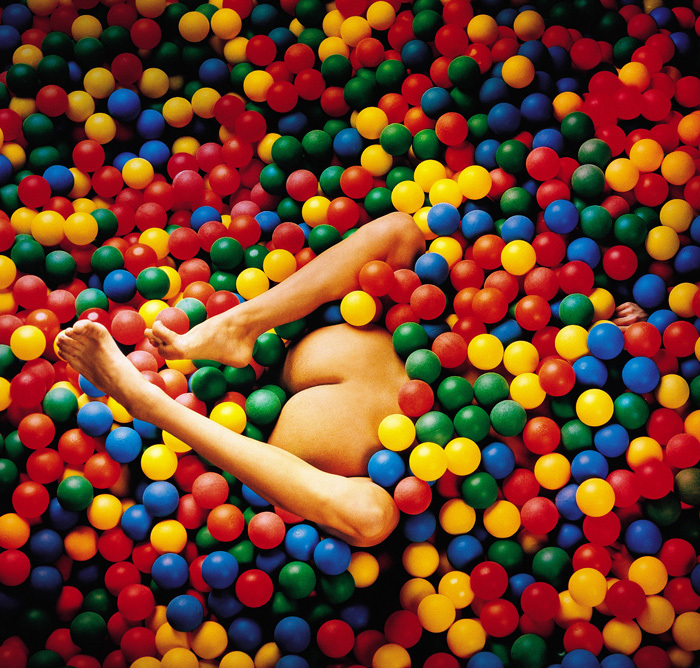 fuck ball pit naked