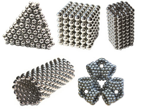 strong rare earth magnets bucky balls various