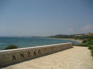 Turkey, Memorials Gallipoli