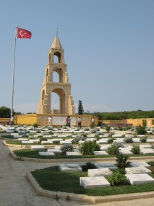 Memorial for Turkish Soldiers ANZAC Cove
