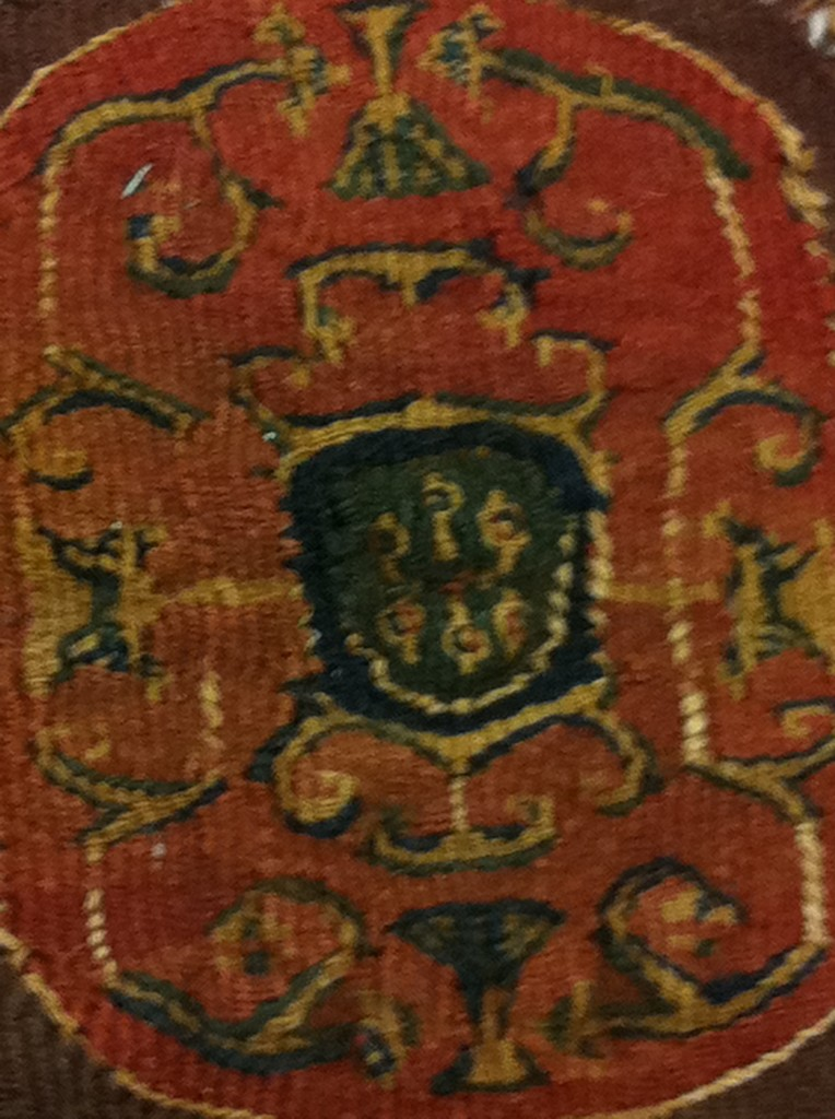 7th to 12th century funerary garment