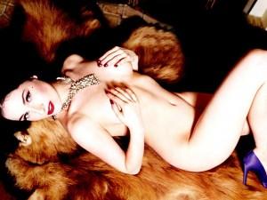 nude burlesque strip tease wallpaper large