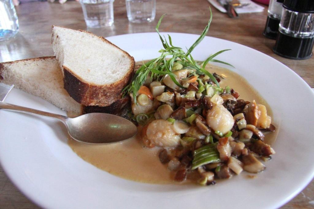 Fleur's Place Moeraki New Zealand gourmet restaurant