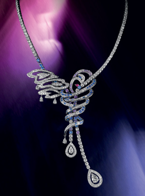 boucheron paris limited edition only two sapphires