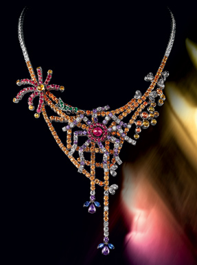 Boucheron Paris necklace souvenir