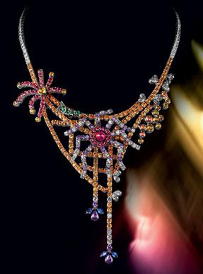 Boucheron Paris necklace souvenir