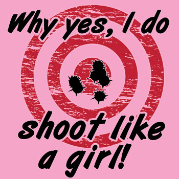 RAW day ladies only guns rifles pistols handguns