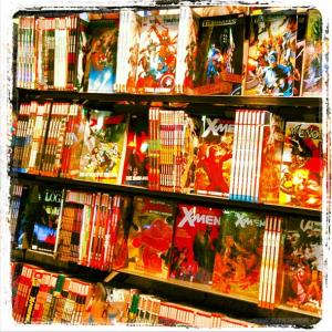 graphic novels avengers compendium