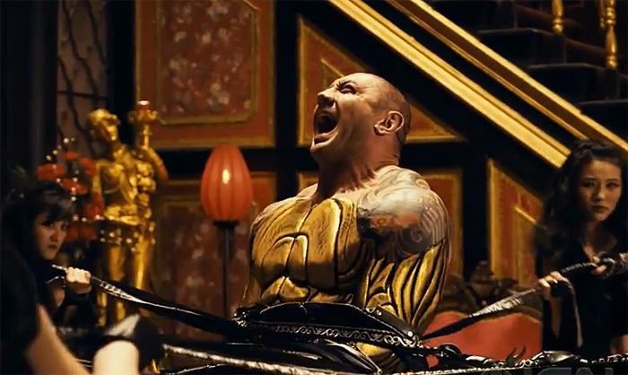 bronze man liquid metal man henchman