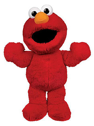 tickle me elmo best present ever