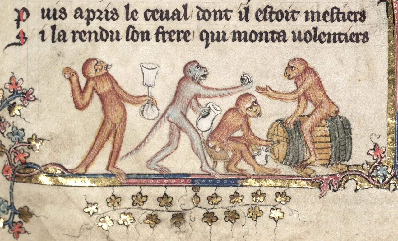 medieval animals on trial crime punishment