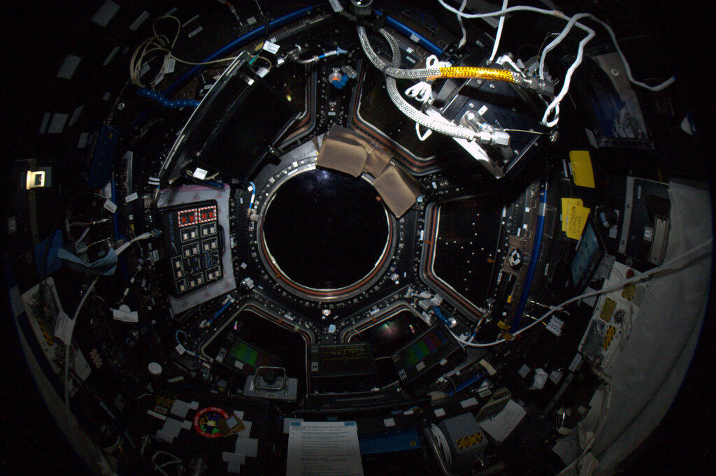 photos from international space station