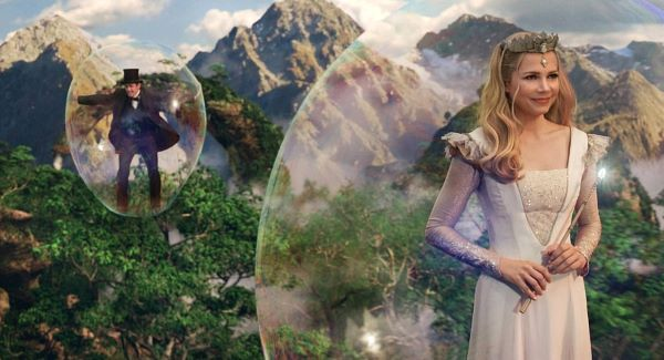 oz great powerful good witch michelle williams large