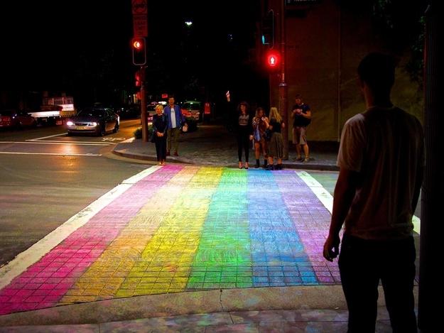 DIY rainbow 13
