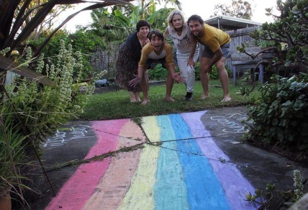 DIY rainbow11