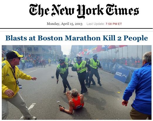 screen grab nytimes boston bombing