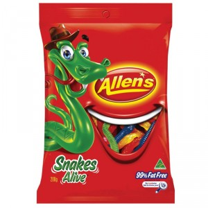 consumer complaint no yellow snakes red preference lollies