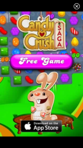 four words one pic ugly advertisement candy crush