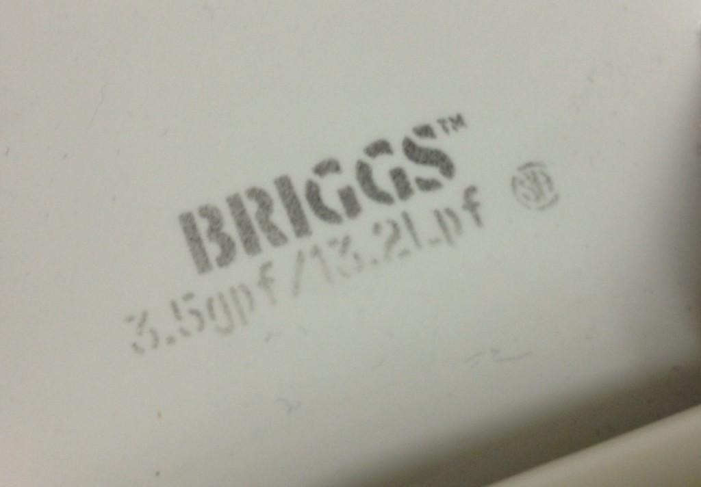briggsflush