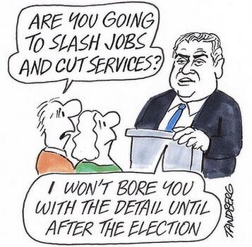 slash jobs abbott proof the senate