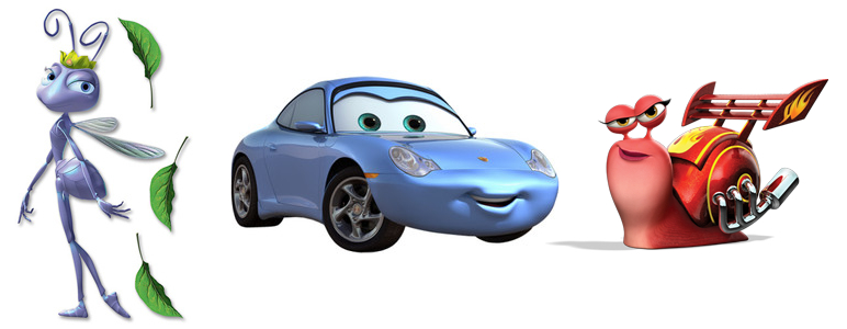 PrincessAtta Sally Carrera Burn Turbo