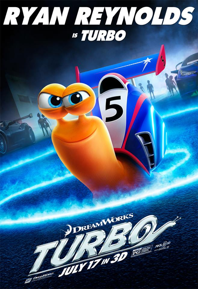 Turbo Ryan Reynolds