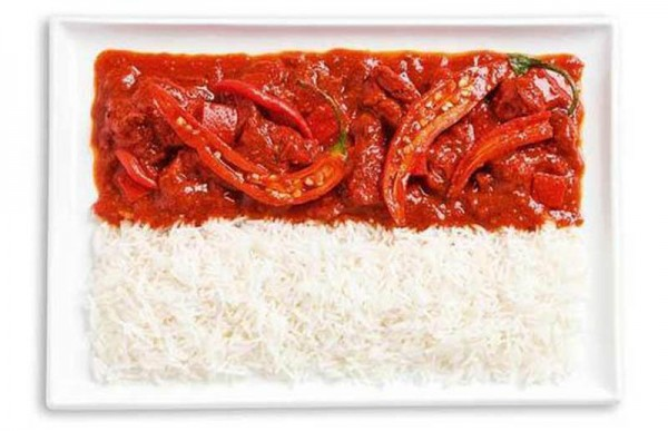 indonesia-flag-made-from-food-600x387