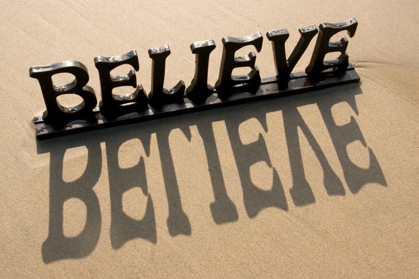 believe belief beliefs