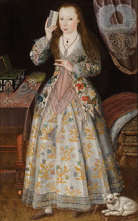 elizabeth i noblewoman countess southampton elizabeth vernon