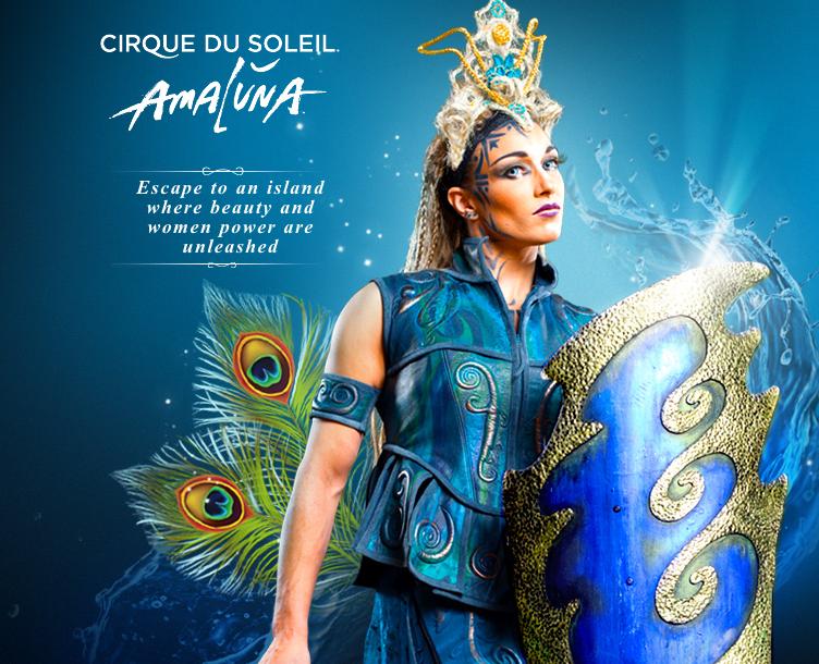 Amaluna Cirque du Soleil New York