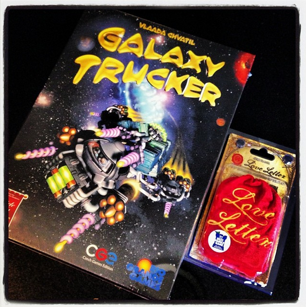 boardgame geek secret santa galaxy trucker love letter