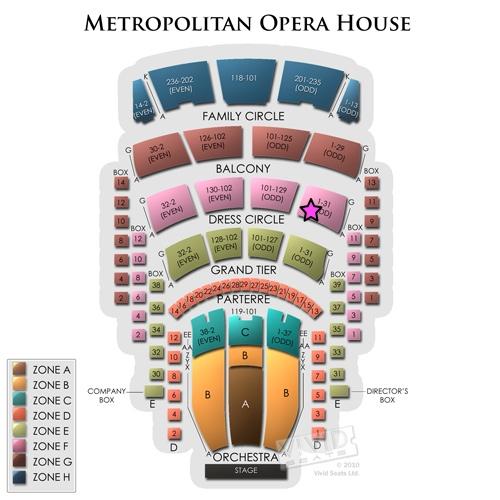 metropolitan opera seating chart