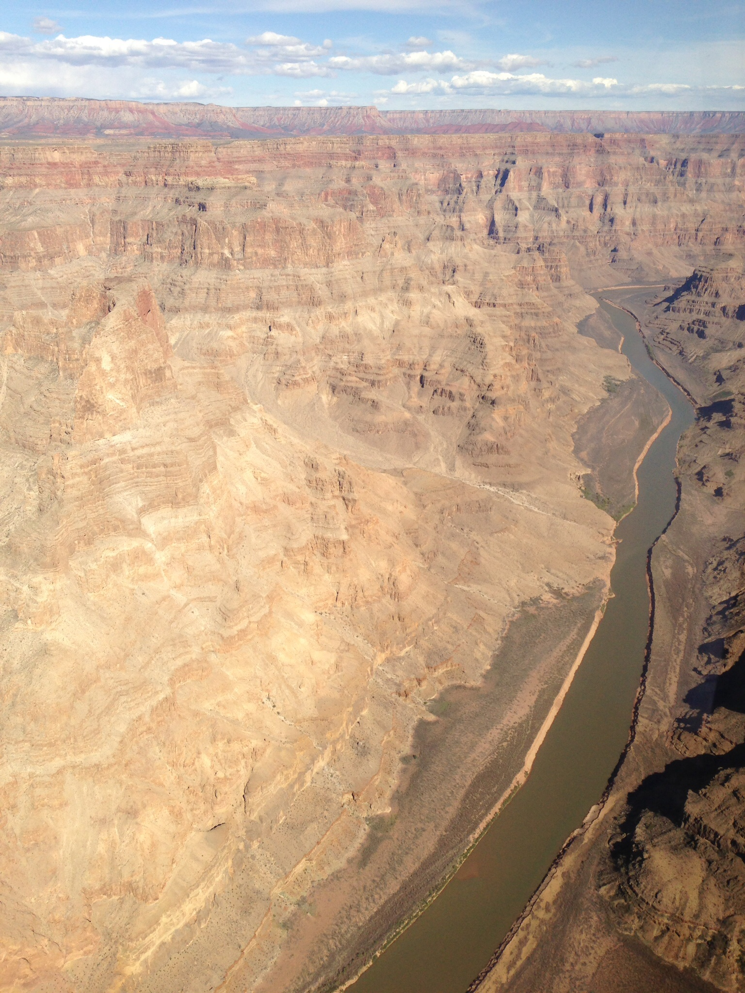 Grand Canyon helicopter flight 2