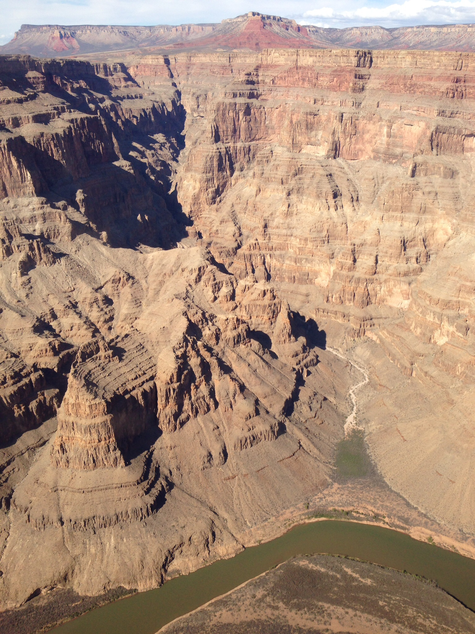Grand Canyon helicopter flight 3