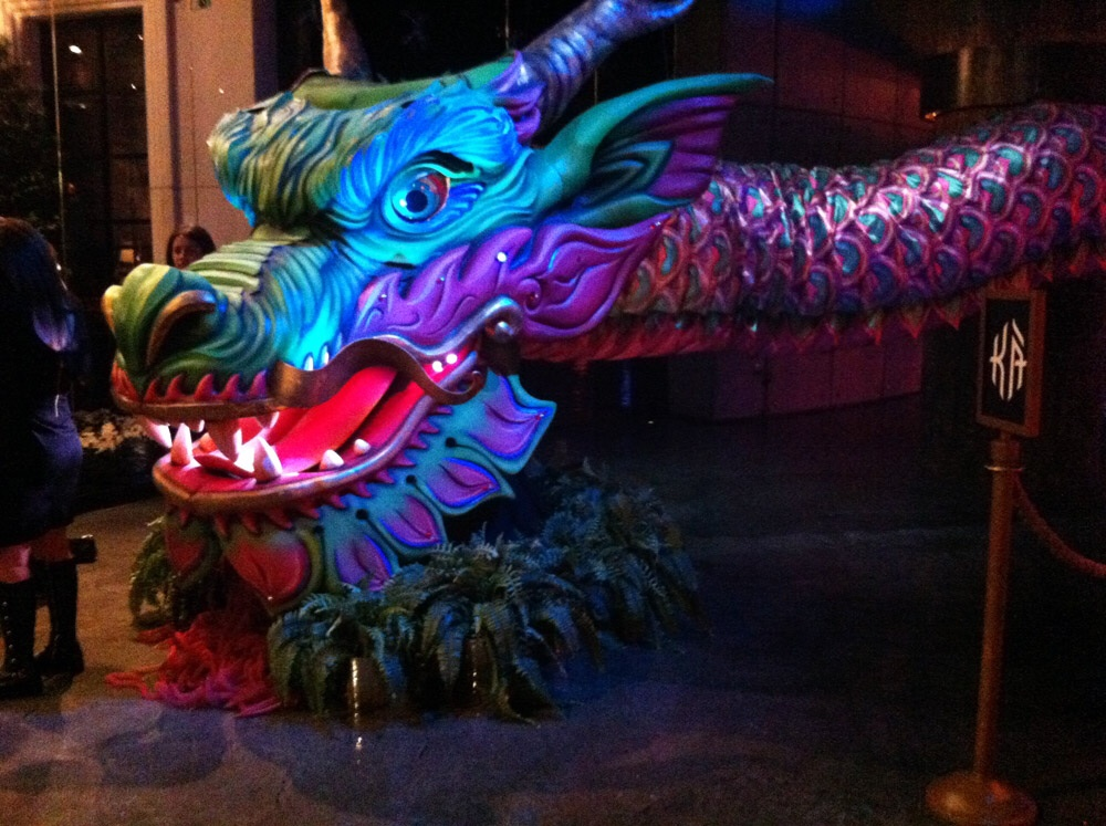 cirque ka dragon