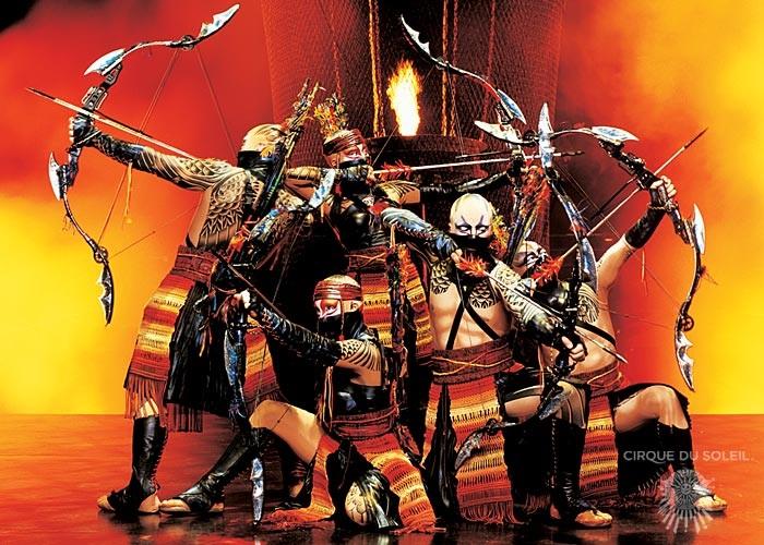 cirque ka archers