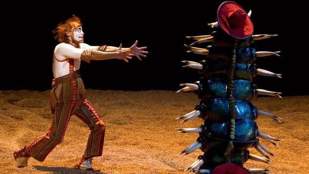 cirque ka centipede
