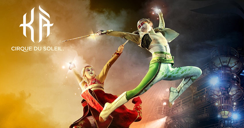 cirque ka twins