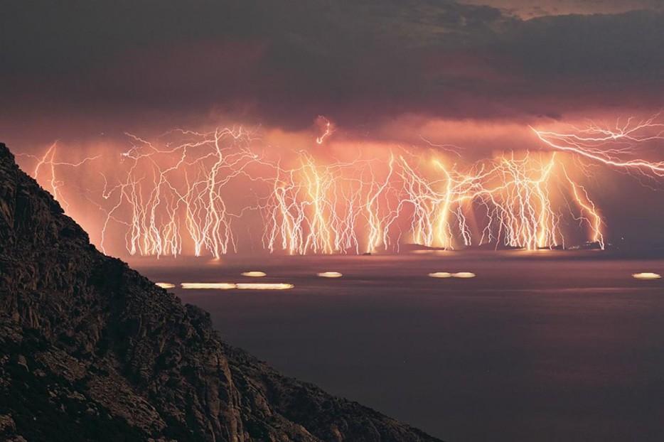 Everlasting storm Venezula