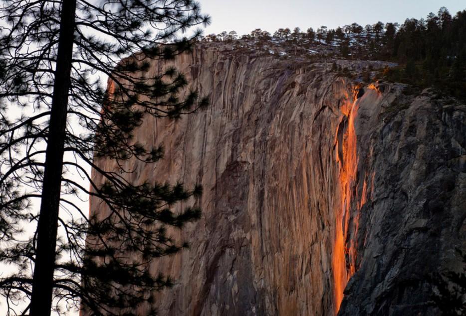 jorsetail falls california