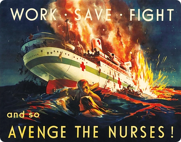 work save fight avenge the nurses