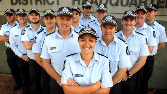 cops queensland police service