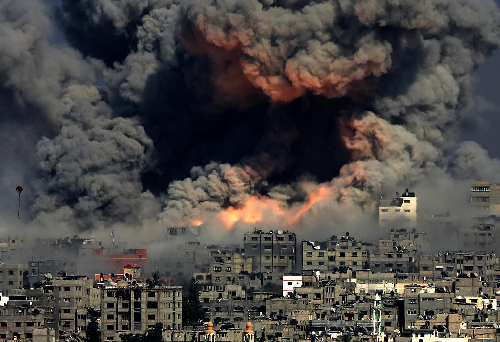 gaza hell on earth