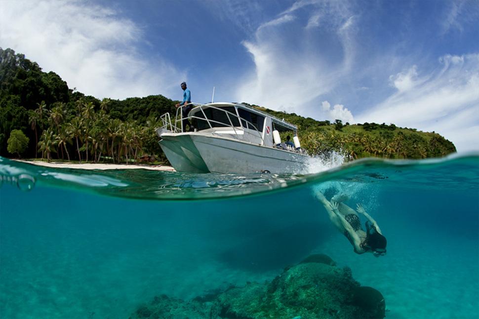 Underwater Fiji